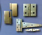 Hinges and Hardware Inc. Product Samples